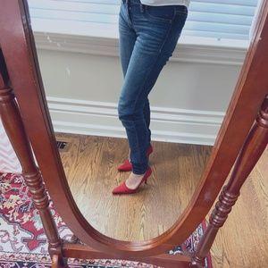 **2/$25** American Eagle skinny jeans